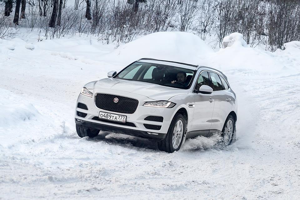 Длительный тест Jaguar F-Pace: итоги, конкуренты истоимость владения. Фото 6