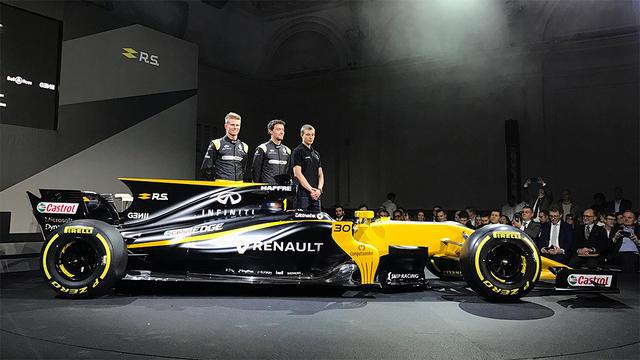 Резервным пилотом команды Формулы-1 Renault стал россиянин