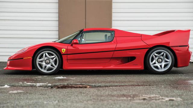 Ferrari для чемпиона