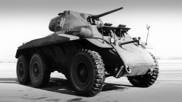 Военные машины отавтомобильных брендов