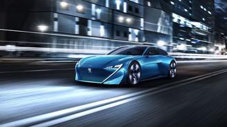 Peugeot представила свой первый беспилотник - Peugeot