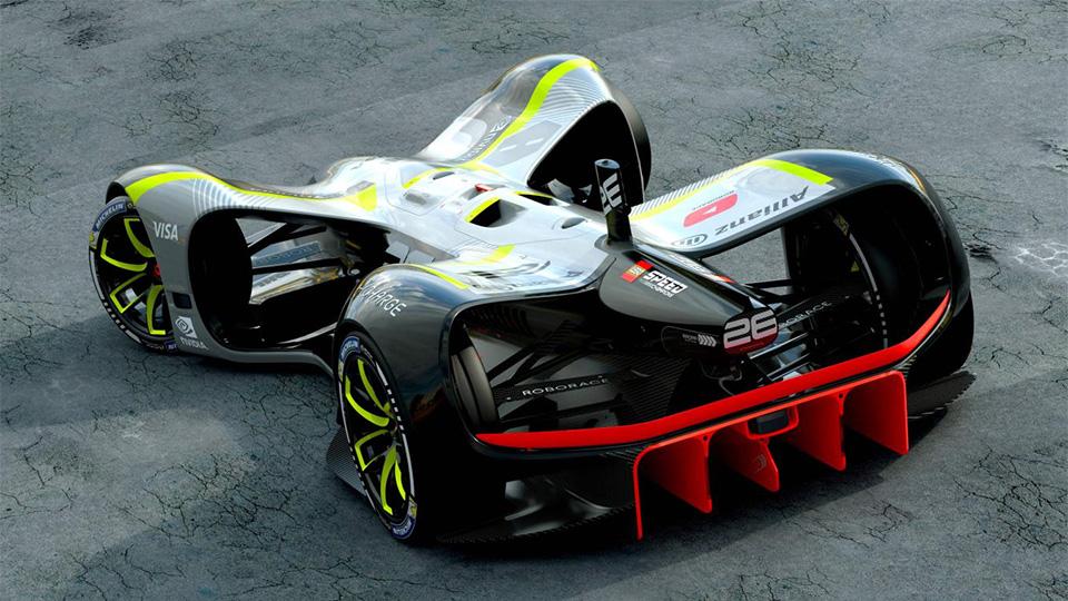 Автономные гоночные машины смогут разгоняться до 320 км/ч
