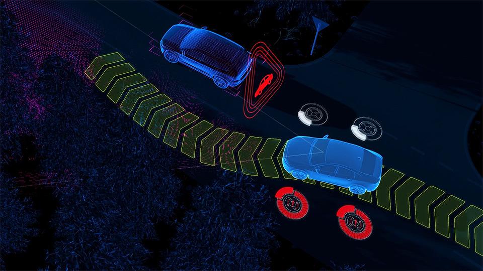 Volvo интригует новым кроссовером XC60 - Volvo