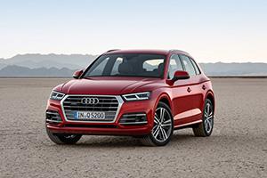 Чем насамом деле отличается новая Audi Q5 отстарой: первый тест-драйв