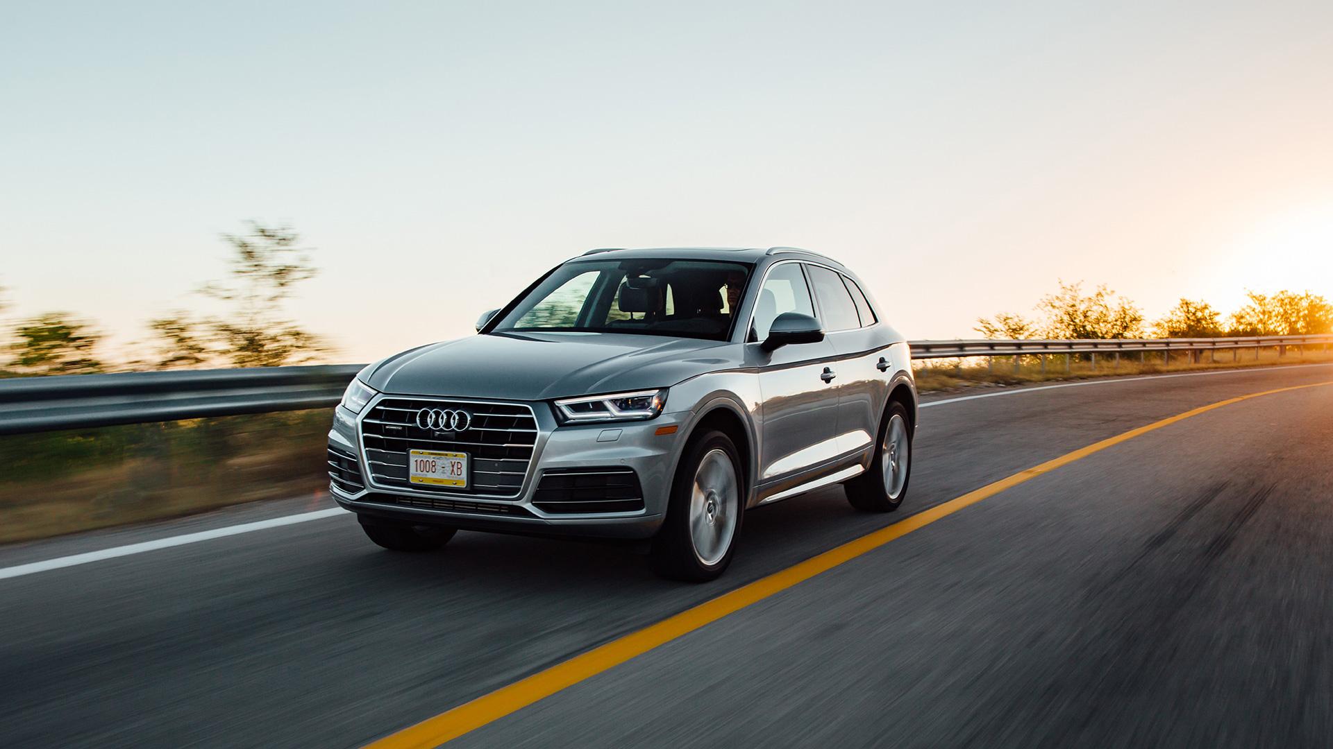 Чем насамом деле отличается новая Audi Q5 отстарой: первый тест-драйв. Фото 2