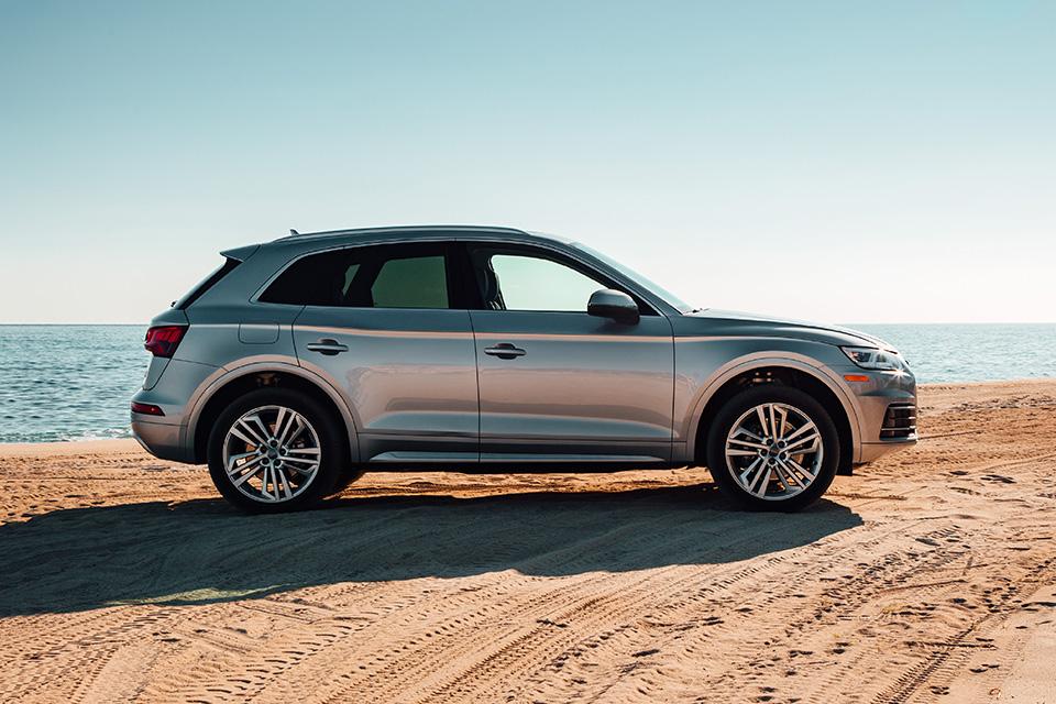Чем насамом деле отличается новая Audi Q5 отстарой: первый тест-драйв. Фото 3