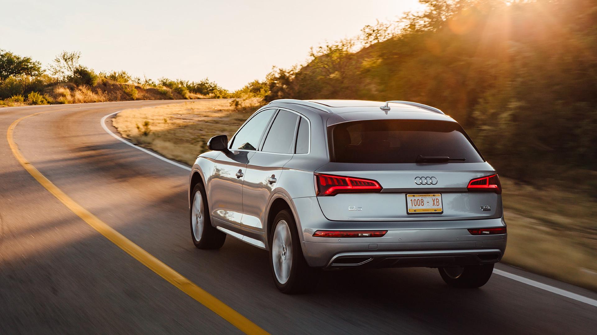 Чем насамом деле отличается новая Audi Q5 отстарой: первый тест-драйв. Фото 4