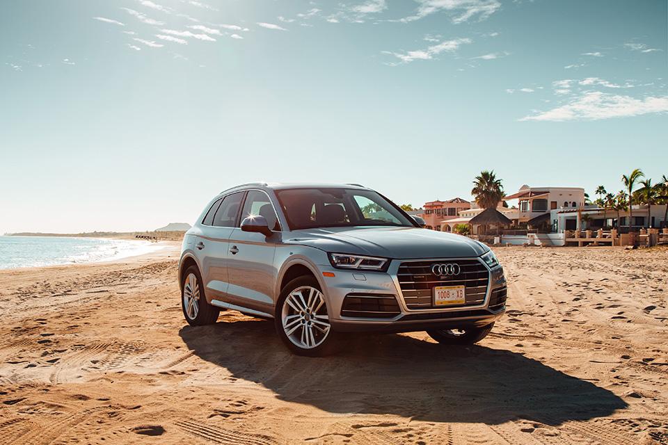 Чем насамом деле отличается новая Audi Q5 отстарой: первый тест-драйв. Фото 6
