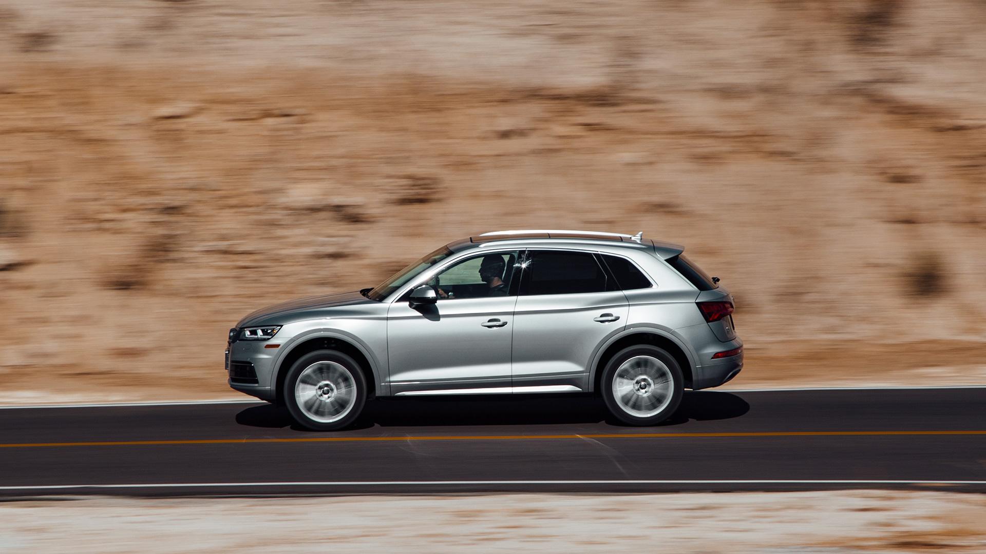 Чем насамом деле отличается новая Audi Q5 отстарой: первый тест-драйв. Фото 8