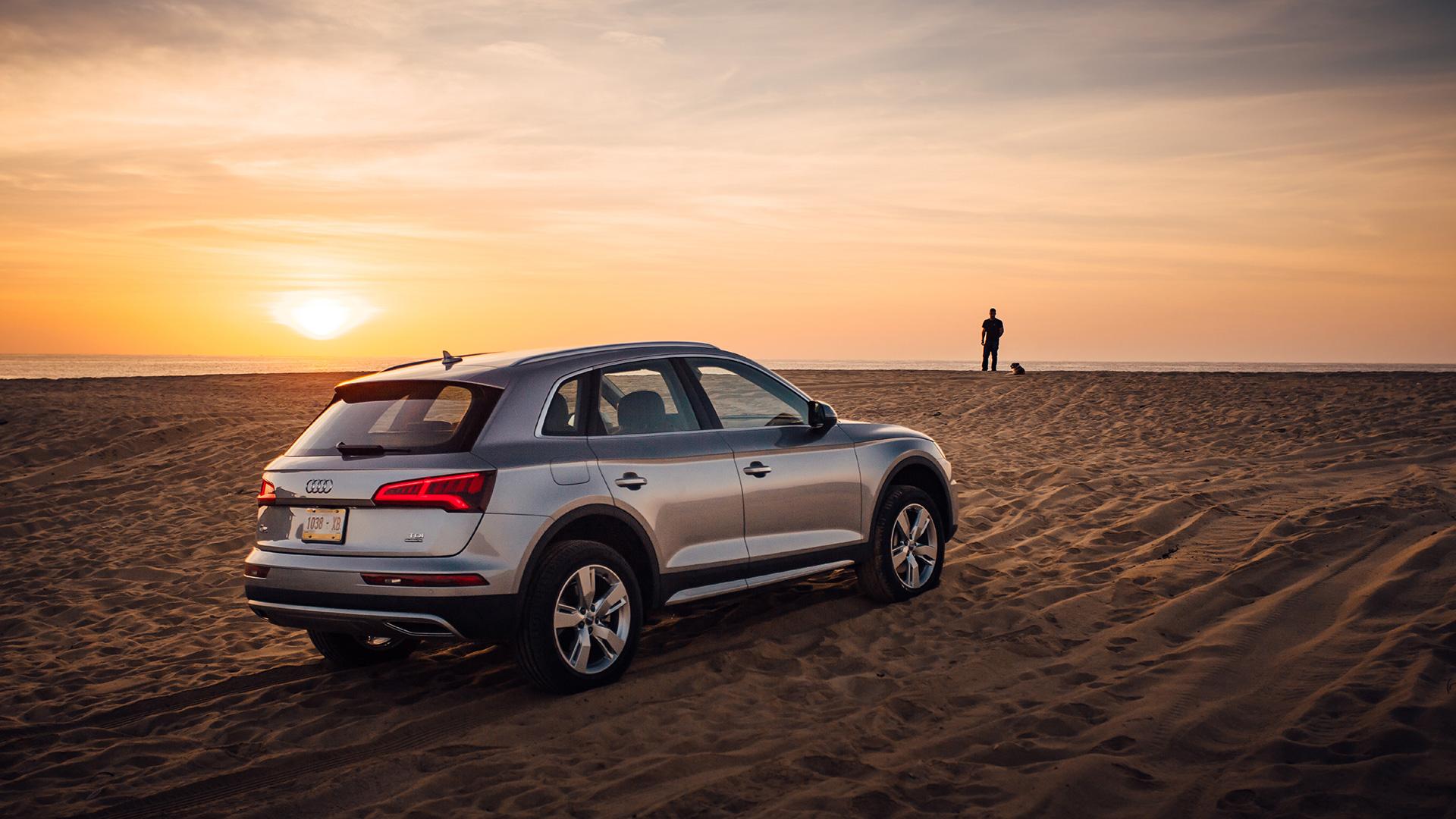 Чем насамом деле отличается новая Audi Q5 отстарой: первый тест-драйв. Фото 1