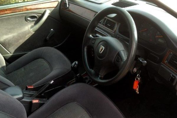 В Англии мужчина случайно купил машину всего за230 руб.