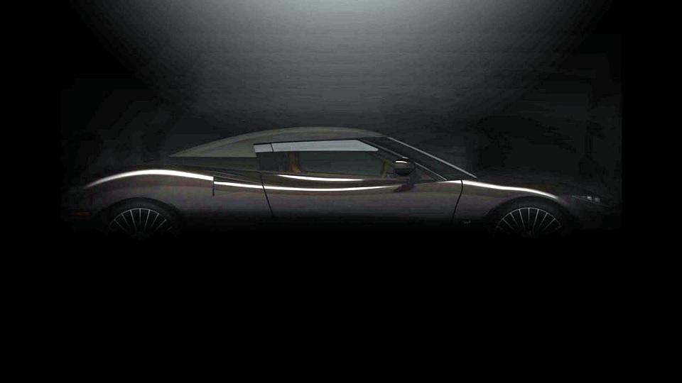 ВЖеневе официально дебютирует новый Spyker С8 Preliator Spyder