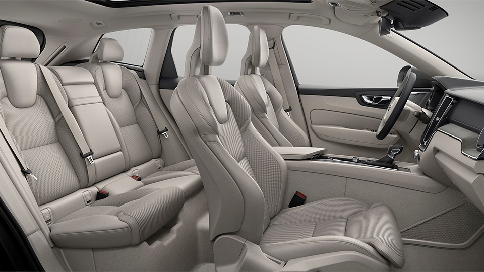 Всети размещены первые кадры нового Вольво XC60