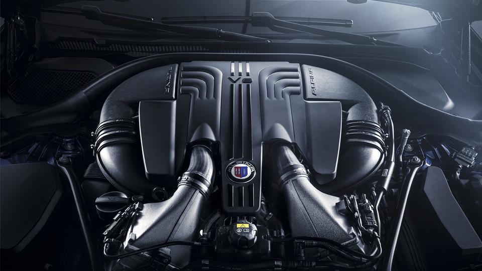 Представлена Alpina B5 Bi-Turbo нового поколения