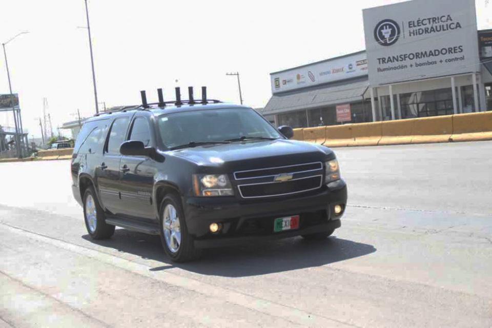 Машины для глав государств . Фото 2
