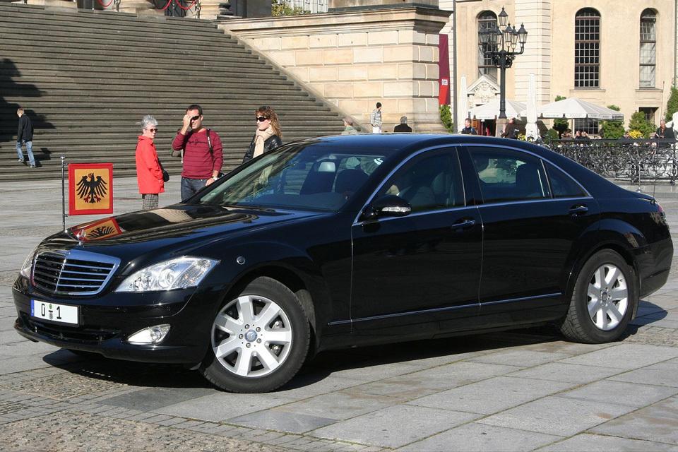 Машины для глав государств . Фото 5