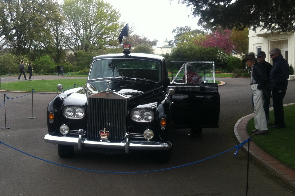 Машины для глав государств . Фото 7