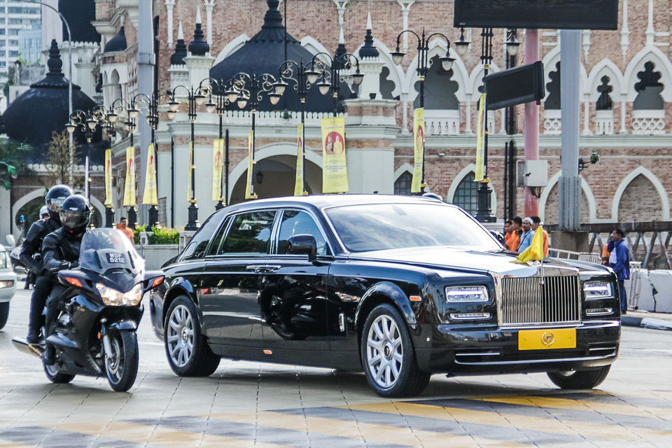 Машины для глав государств . Фото 11