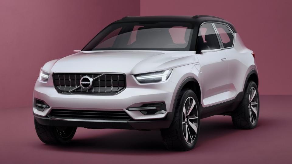 Электромобиль от Volvo будет ездить на одной зарядке 400 км - Volvo
