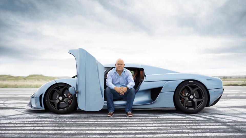 Koenigsegg сумеет отследить любой из собственных суперкаров