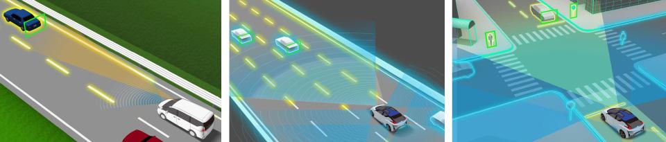Как машины видят наш мир через радары икамеры
