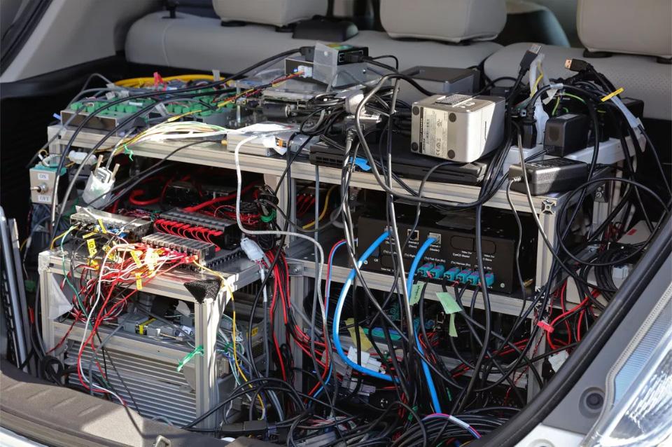 Как машины видят наш мир через радары икамеры. Фото 5