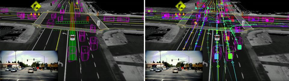 Как машины видят наш мир через радары икамеры. Фото 4