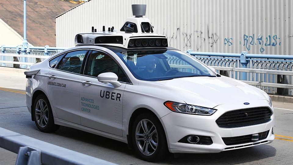 Такси-сервис огласил первые результаты работы беспилотников. Фото 1