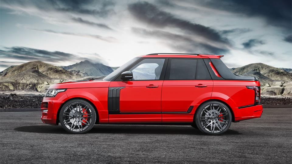 Шеф-дизайнер Land Rover собирается лишить работы тюнеров - тюнинг