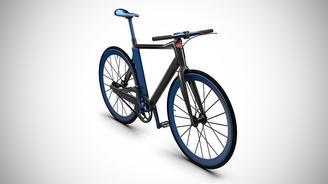 Bugatti выпустила карбоновый велосипед