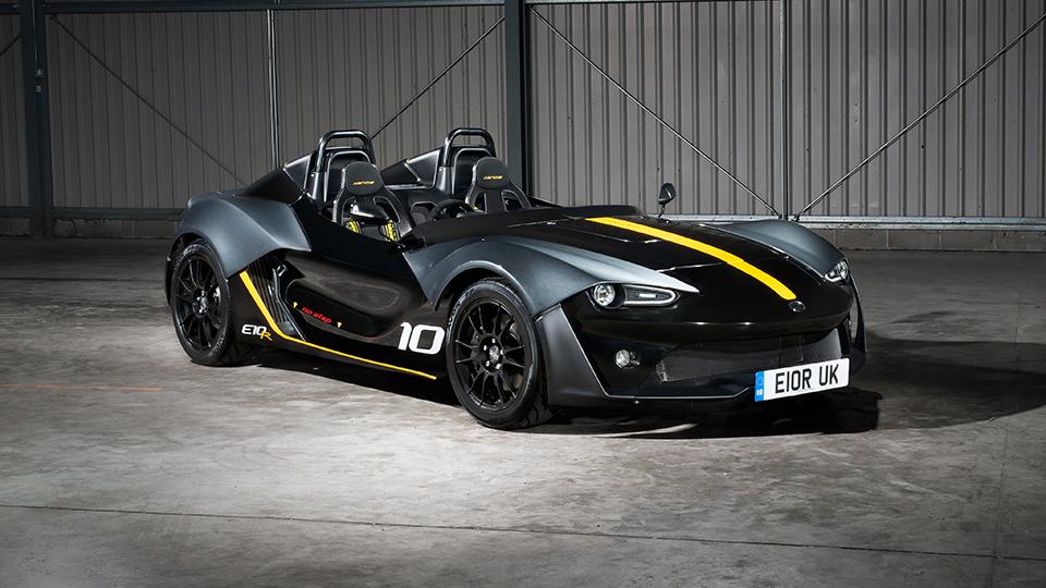 Производителя спорткаров Zenos спасли отбанкротства
