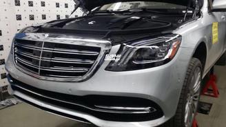 Каким будет обновленный Mercedes-Benz S-Class