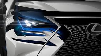 Lexus готовится к обновлению NX