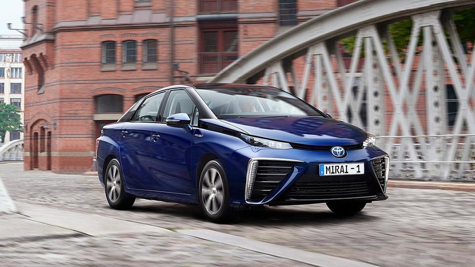 Искусственный интеллект несомненно поможет Тойота всоздании электромобилей