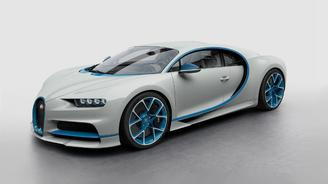 Очередь на Bugatti Chiron провоцирует дилеров на спекуляцию - Bugatti