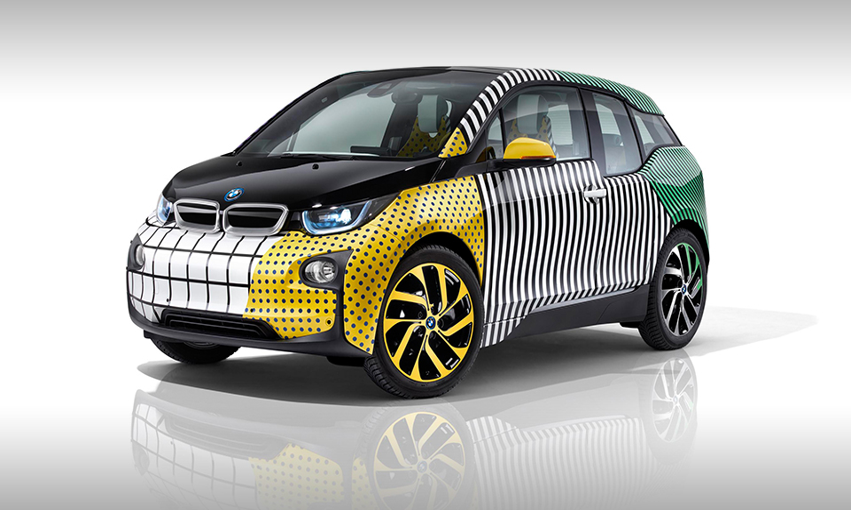 BMW сделали еще одни проект вместе сЛапо Элканном. Фото 2