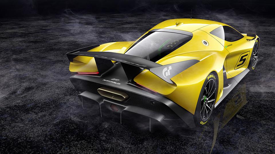 Известный гонщик Формулы-1 создал суперкар стоимостью в1,5 млн долларов