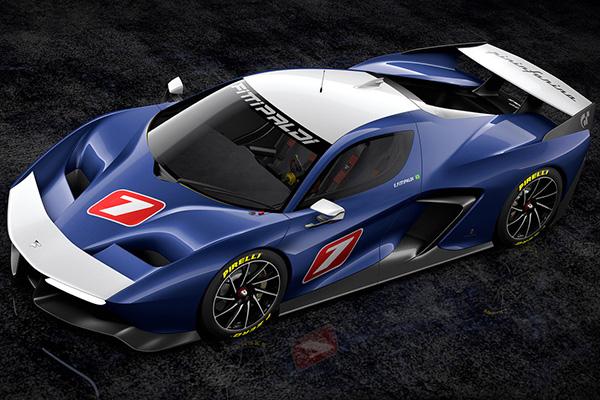 Суперкар Fittipaldi EF7 GTR оценен в1 500 000 долларов