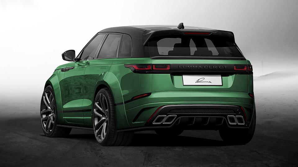 Новый Range Rover Velar презентуют наНеделе моды вМилане