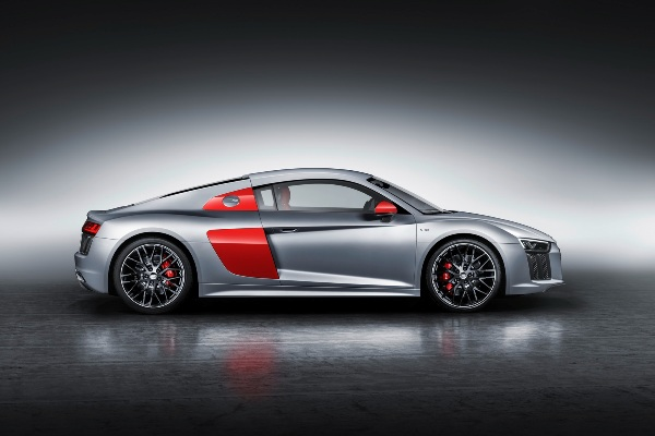 Дебютант Нью-Йоркского автомобильного салона: Ауди R8 Coupe Ауди Sport Edition