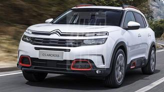 Citroen представит еще один кроссовер - C5 Aircross