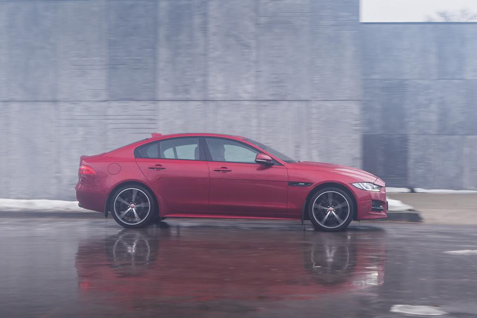 Длительный тест дизельного Jaguar XE: первые впечатления. Фото 1