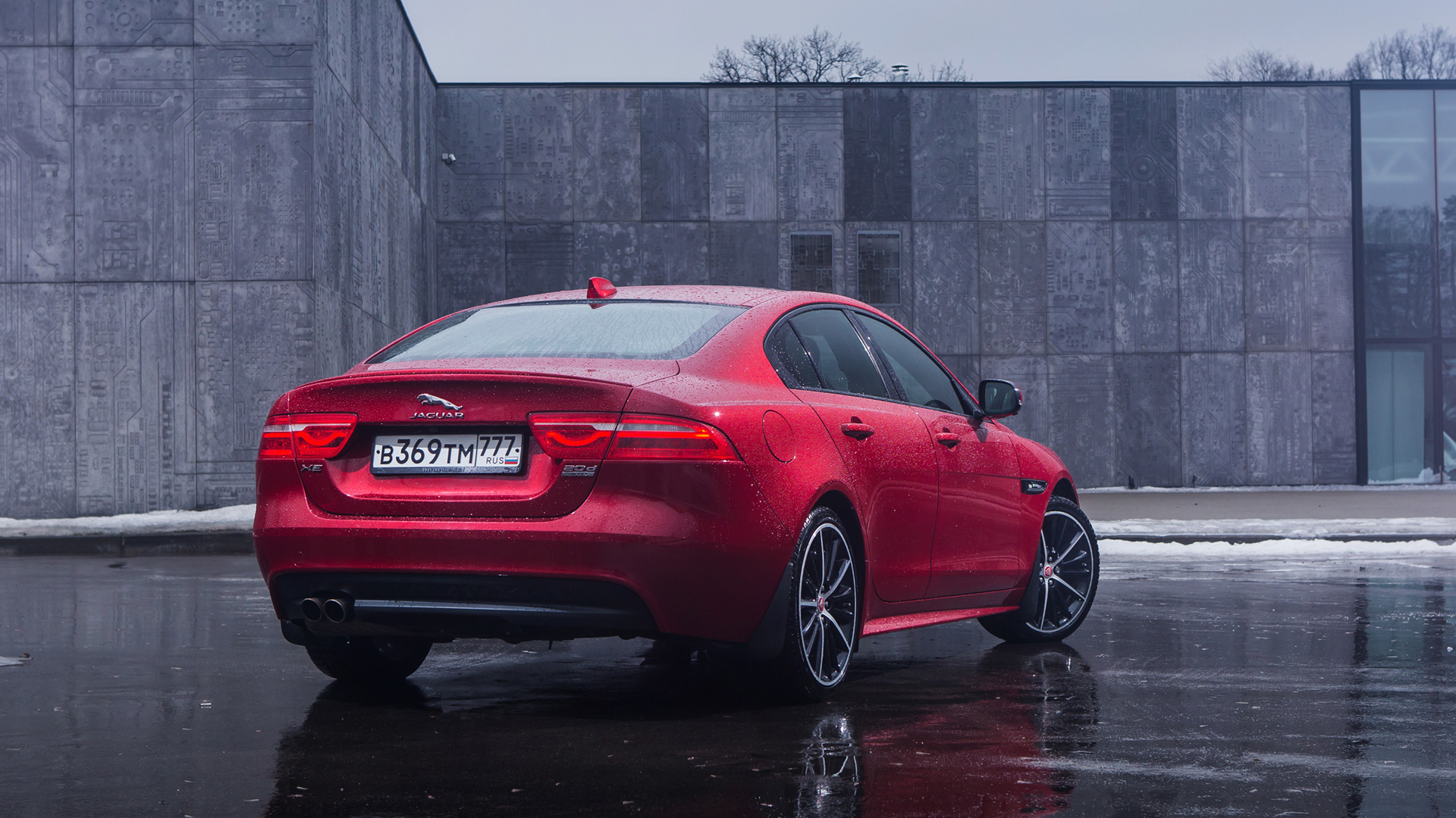 Длительный тест дизельного Jaguar XE: первые впечатления. Фото 2