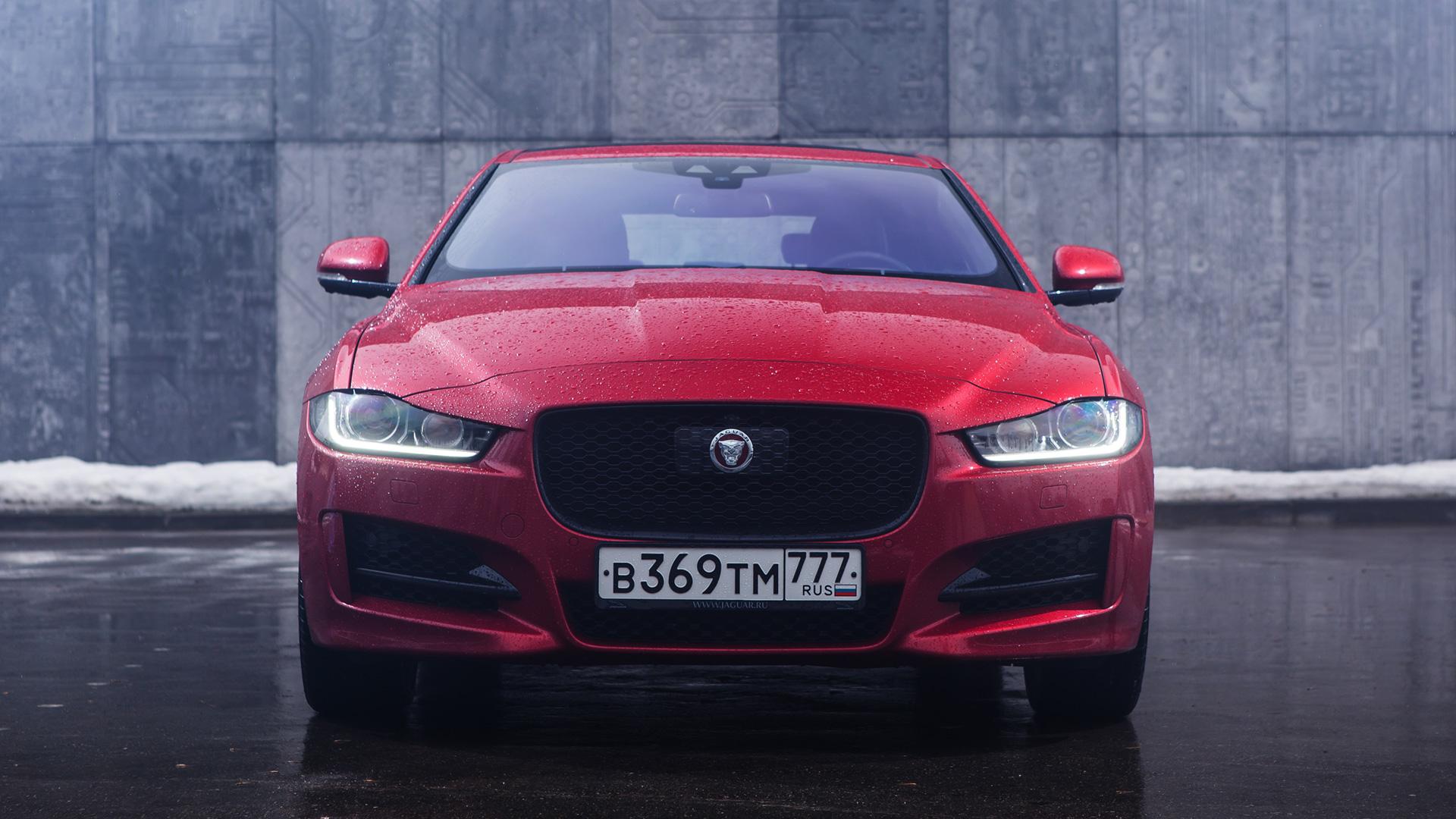 Длительный тест дизельного Jaguar XE: первые впечатления. Фото 3