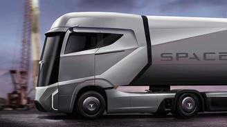 Tesla готовит электрический грузовик - Tesla