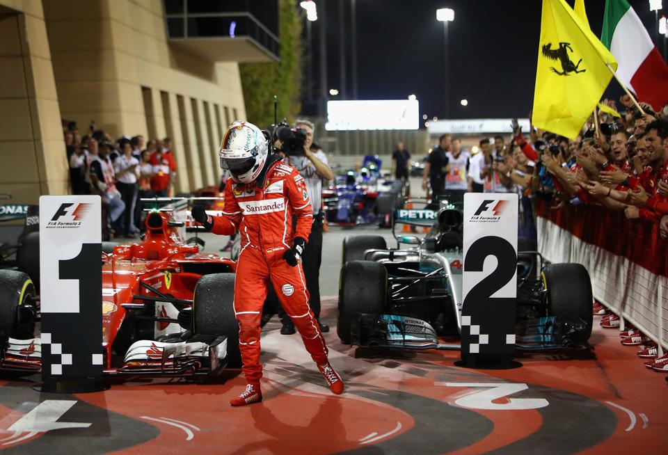 Как наГран-при Бахрейна тревожные симптомы превратились вдиагноз для Mercedes. Фото 1