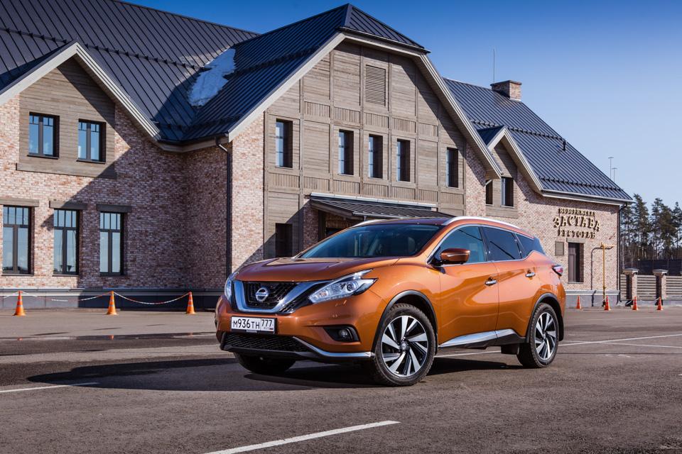 Длительный тест Nissan Murano, часть первая. Фото 1