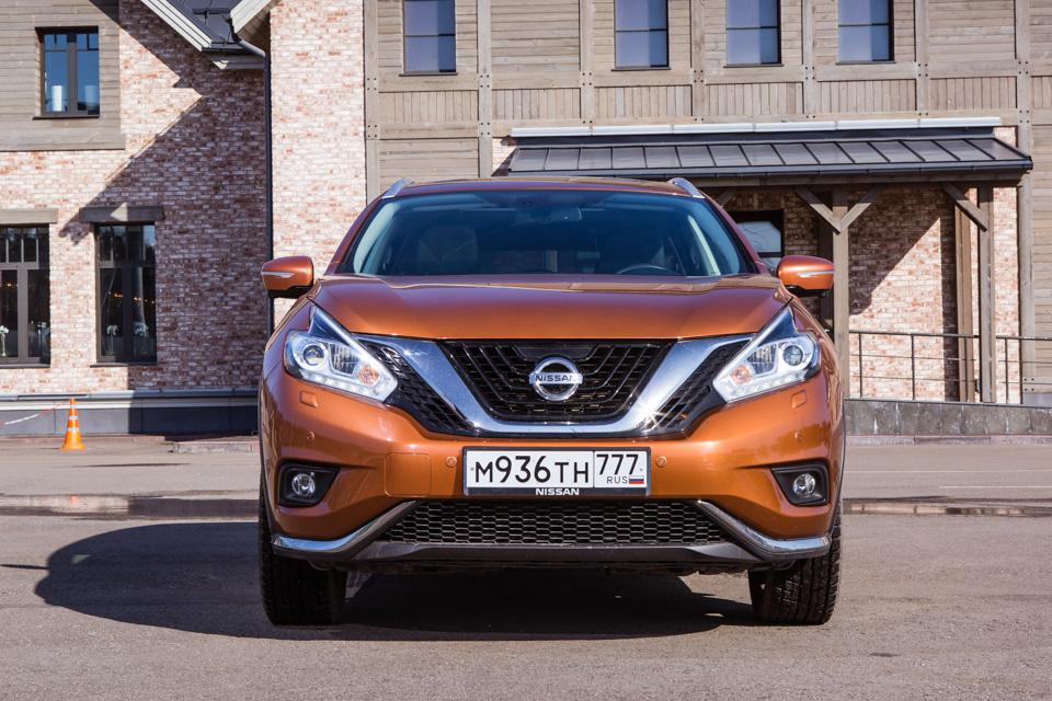Длительный тест Nissan Murano, часть первая. Фото 5