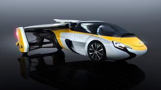 Летающий автомобиль запустят в серийное производство - Летающий