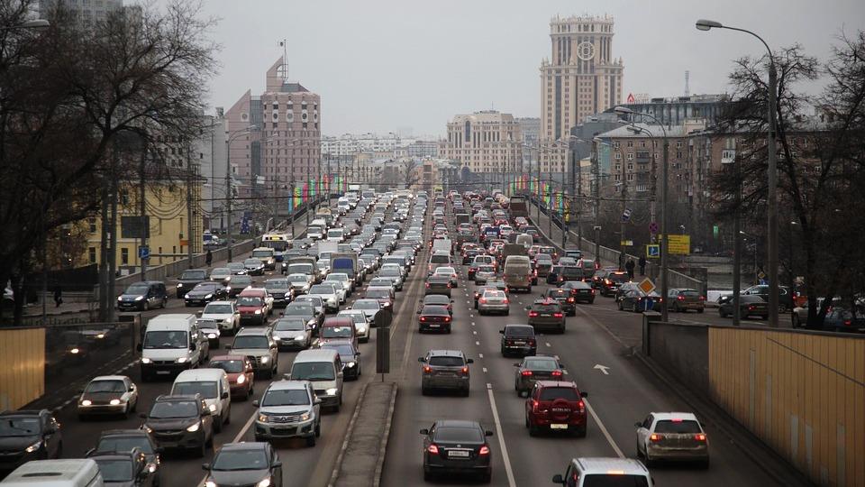 Топ-10 самых аварийных мест столицы за2016 год
